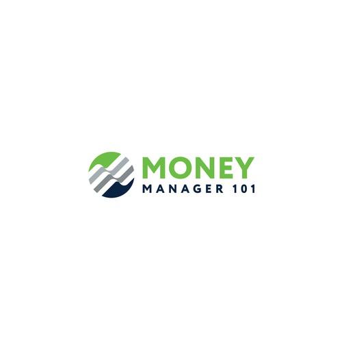Money Manager Logo Design