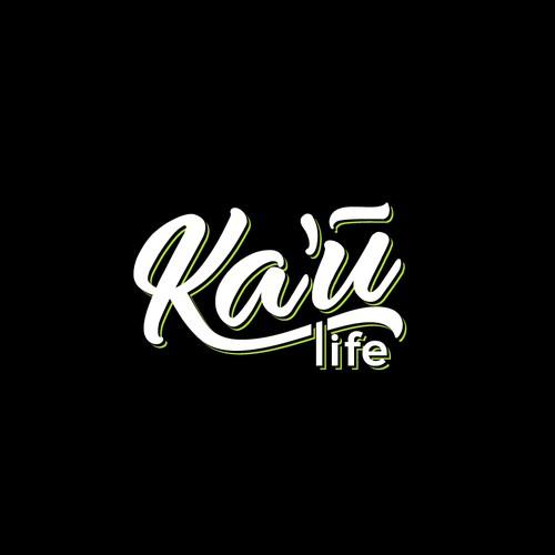 Logo Kaʻū Life