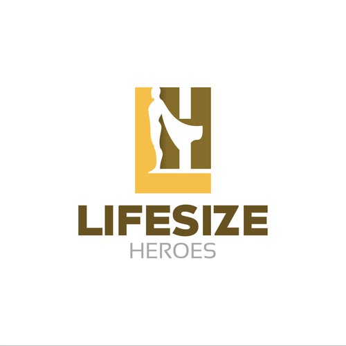 Brand / Logo Superhero onlineshop