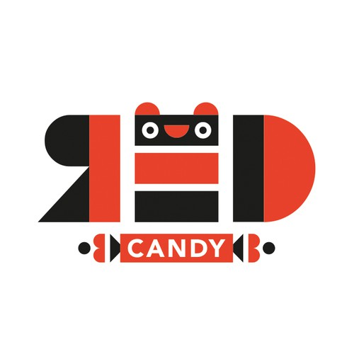 Red Candy logo design