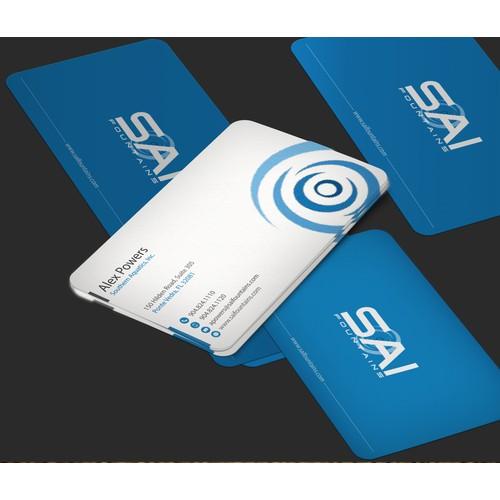 SAI Business Cards