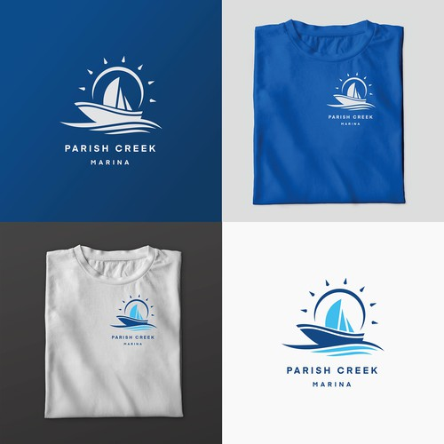 Logo design for tshirts and caps
