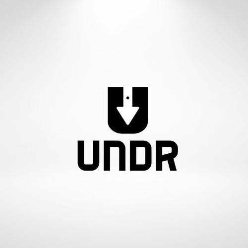 Logo design for social site about mens underwear