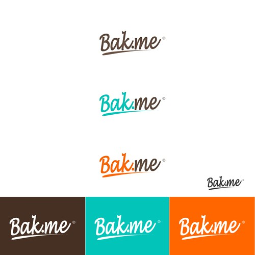 New Logo for Bak.me