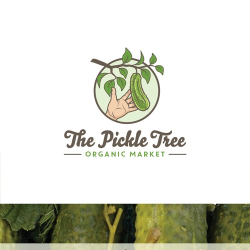 The Pickle Tree logo