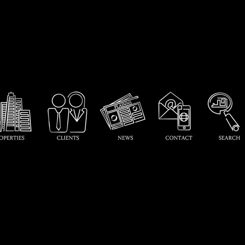 Real State Company icons