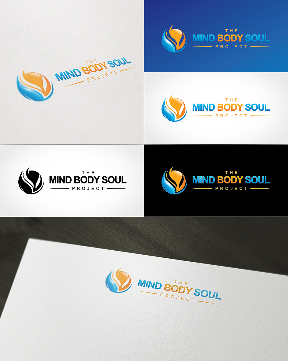 logo for The Mind Body Soul Project