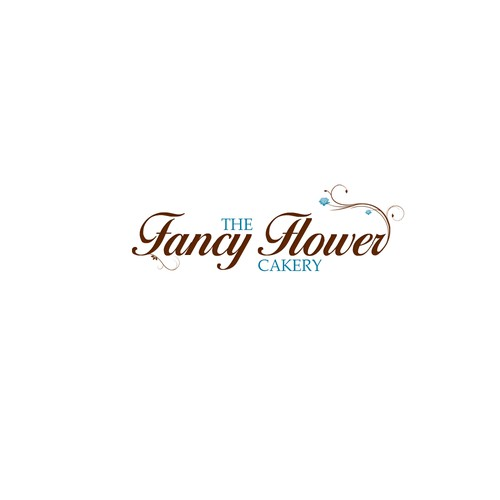 New logo wanted for The Fancy Flower Cakery