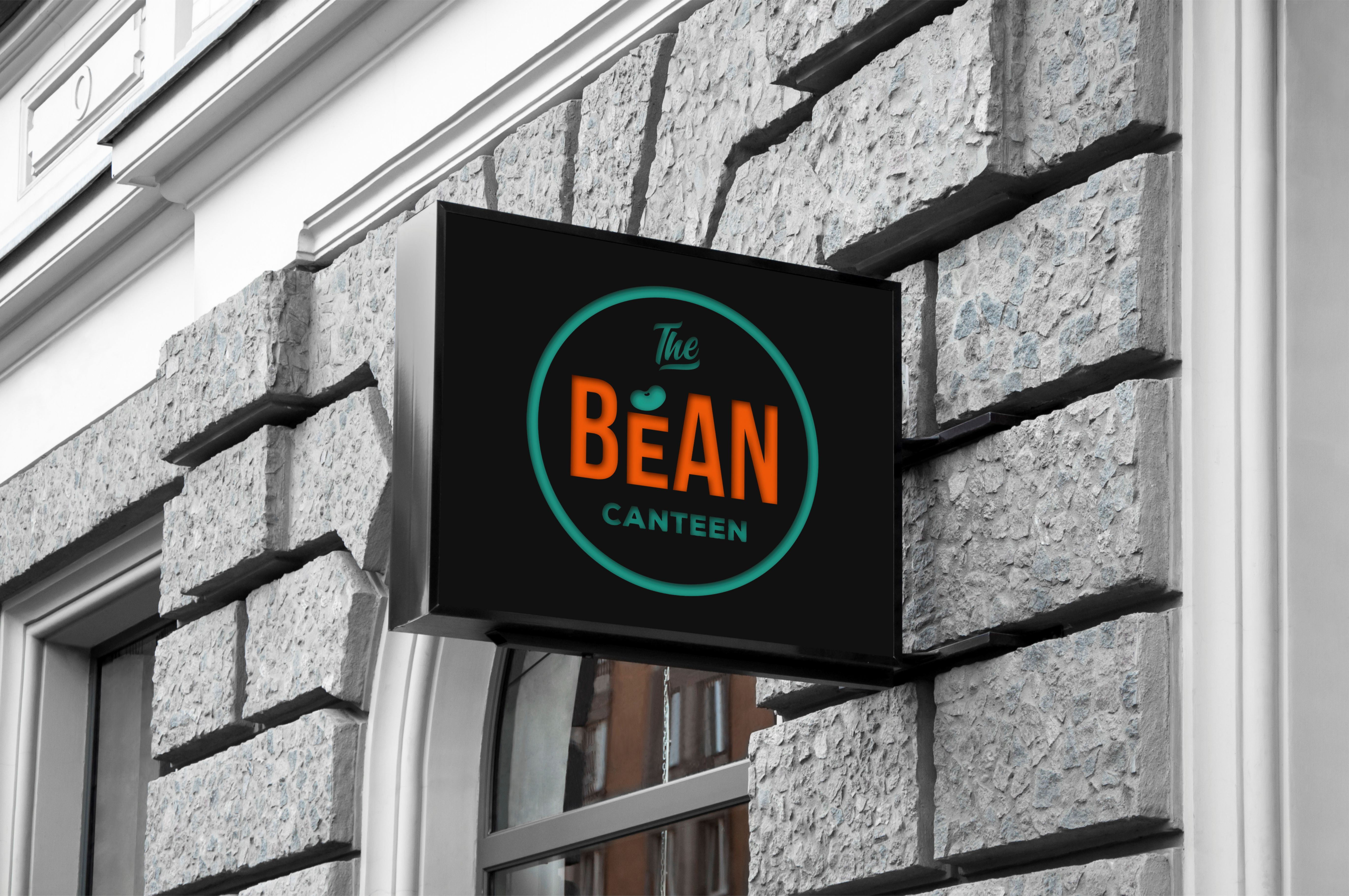 The Bean Canteen (restaurant) is looking for an iconic logo