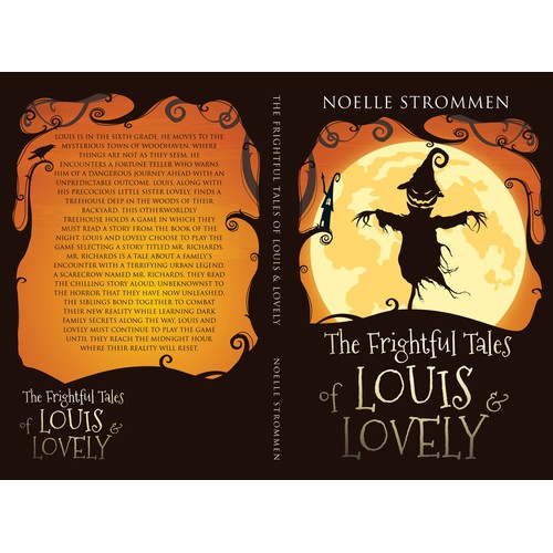 The Frightful Tales of Louis and Lovely