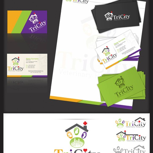 Logo Design for Tricity