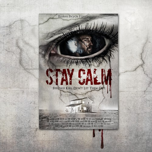 Stay Calm Movie Poster