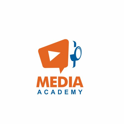 Distribute & Broadcasting media online logo