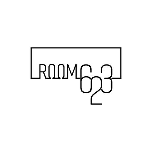 Logo for a jazz club