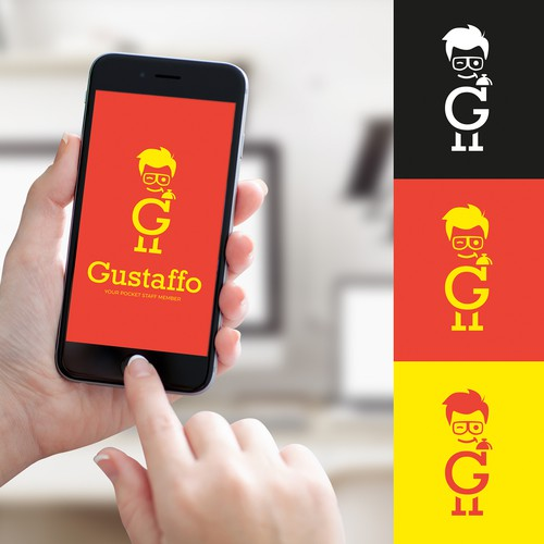 Logo for Gustaffo