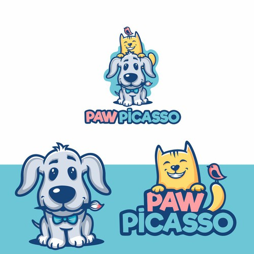 Logo Design for pet product store