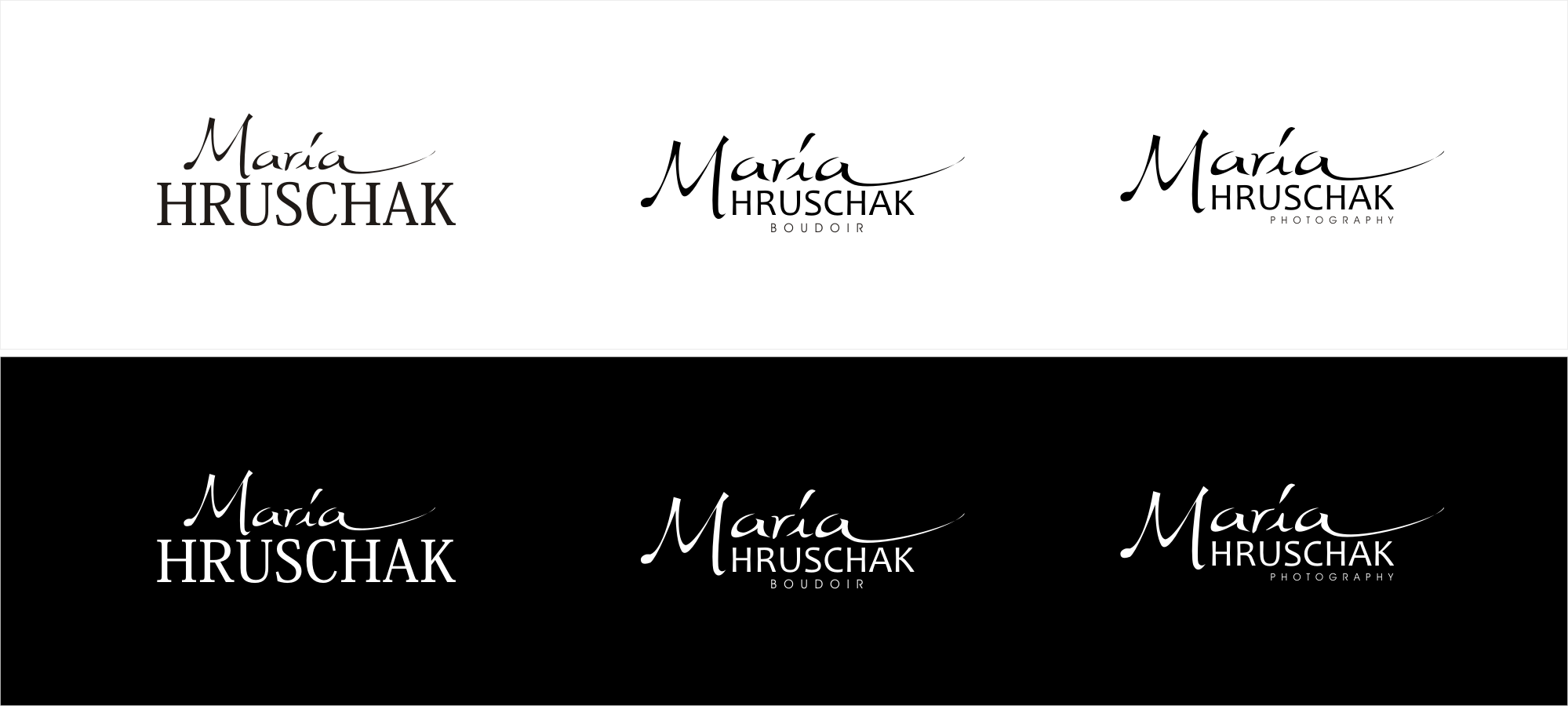 New logo wanted for Maria Hruschak
