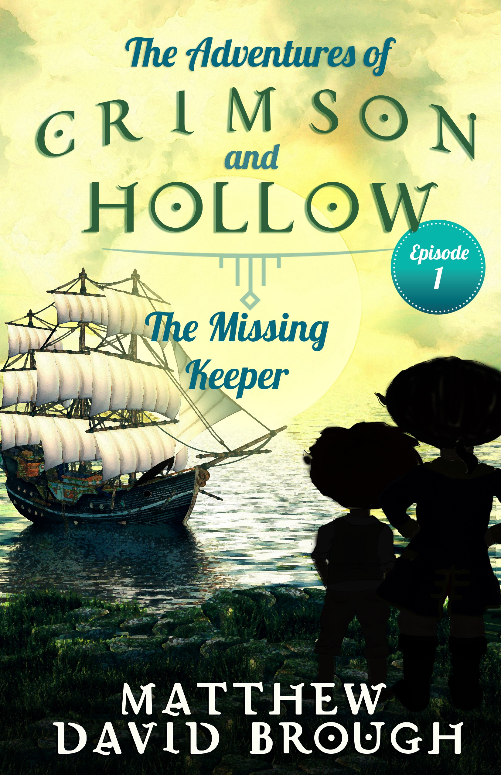 cover for The Adventures of Crimson and Hollow