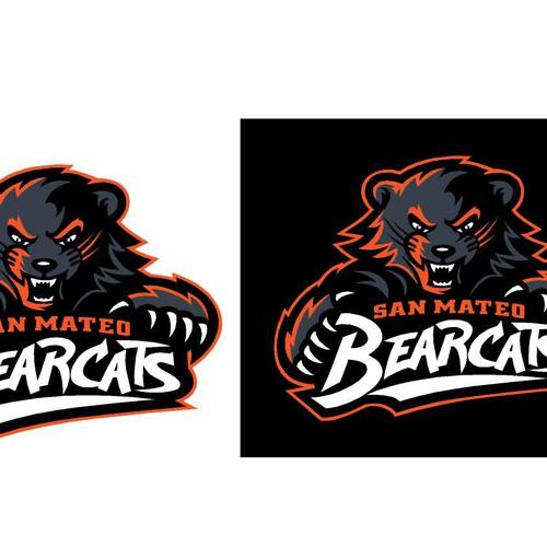 San Mateo High School Athletics Logo