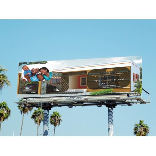 bellevue estates billboard