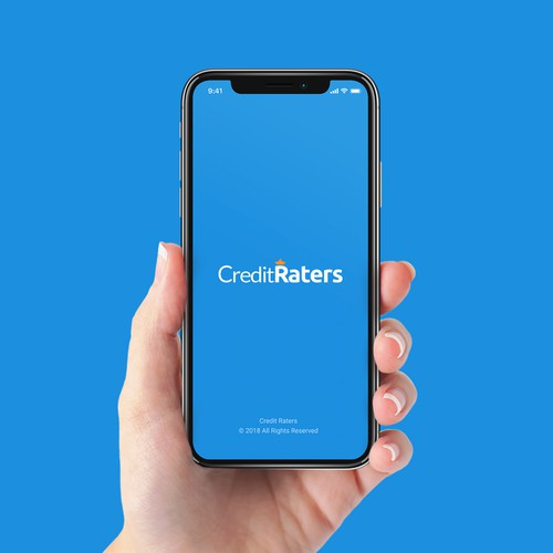 Mobile App for CreditRaters