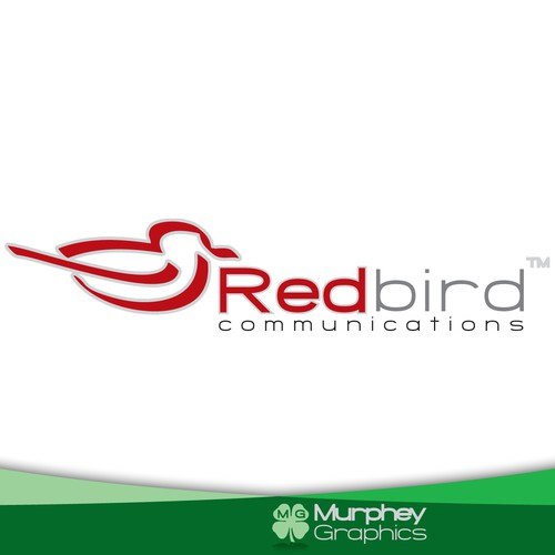 Logo Update for Redbird Communications