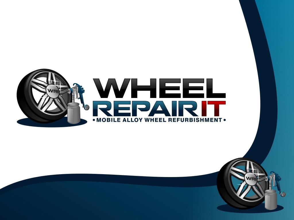 Wheel Repair It needs a new logo