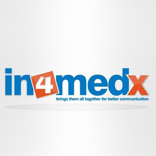 Create the next logo for in4medx