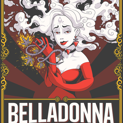 "[PILLustration] ""Firecracker"" Beladonna"