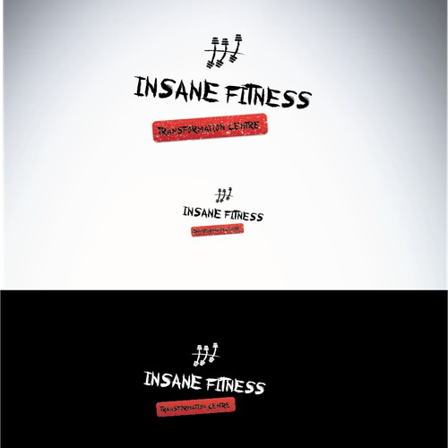Please help us create our Logo for - INSANE Fitness