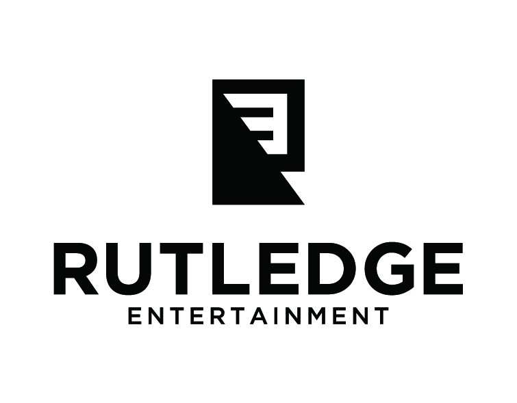Create an awesome studio/network logo for Rutledge Entertainment