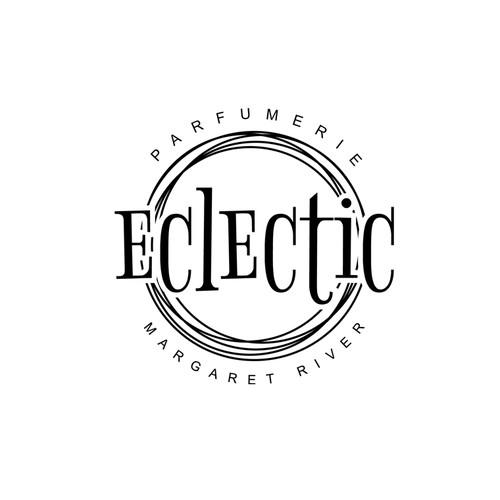 Logo design for a parfumerie