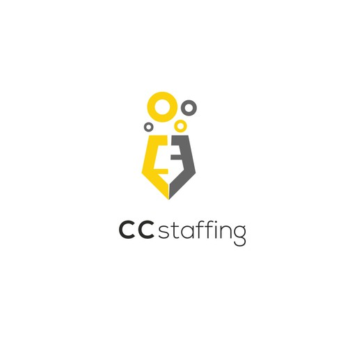logo design for staffing company