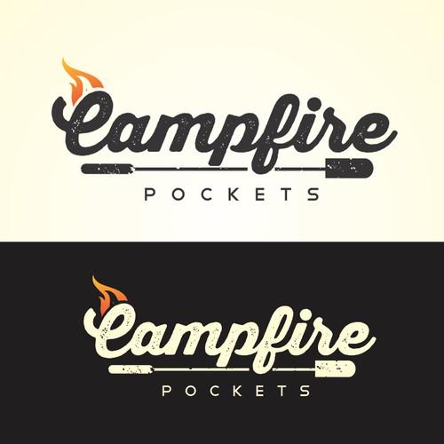 Campfire Pockets Logo