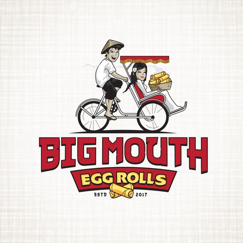 Big Mouth Eggrolls