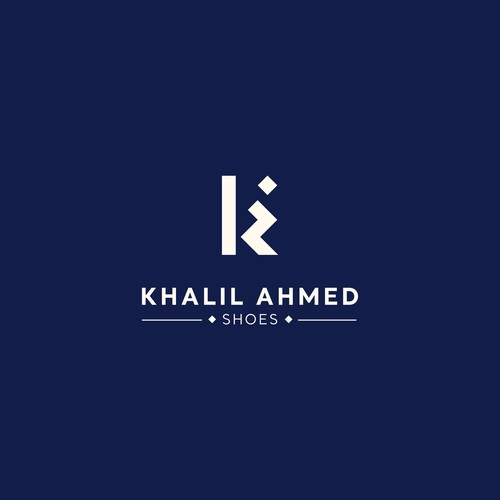 Logo for Khalil shoes