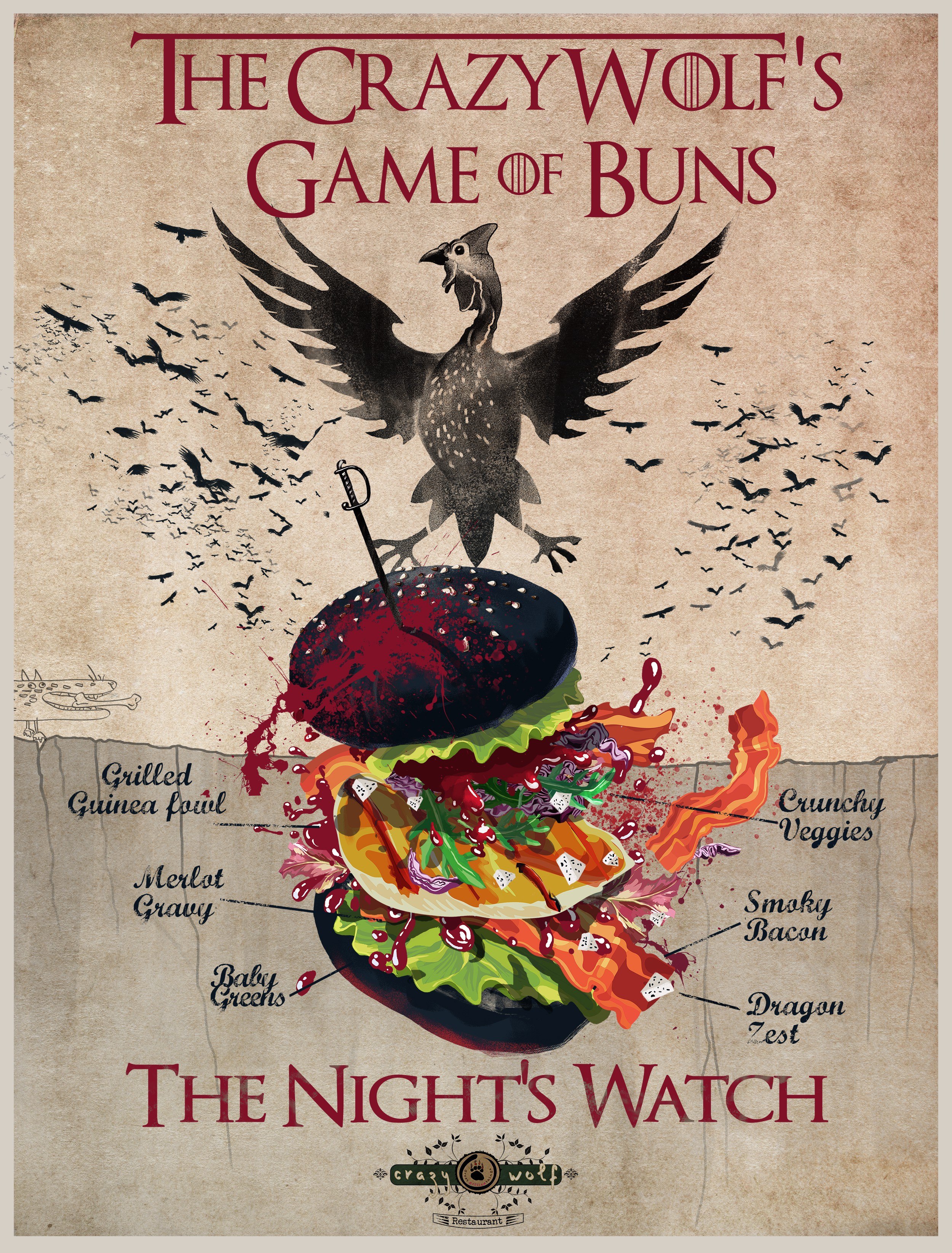 CrazyWolf's Game of Buns