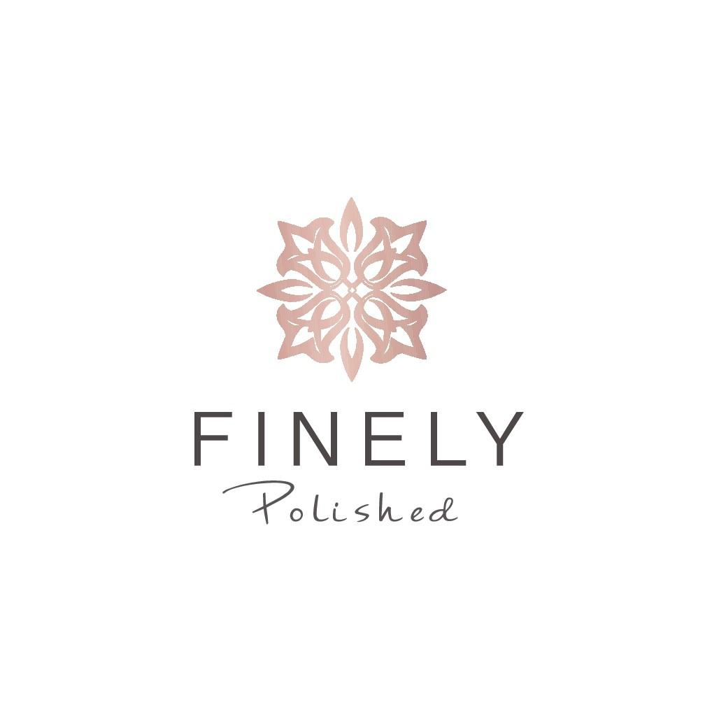 Finely Polished Logo design