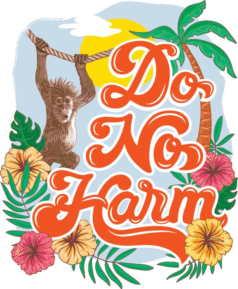 T Shirt - Do No Harm