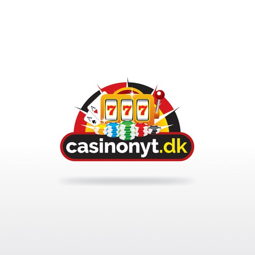 Logo for a casino website.