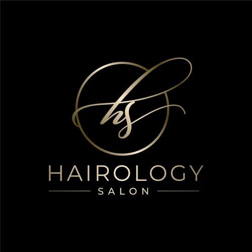 Hairlogy - Logo Making