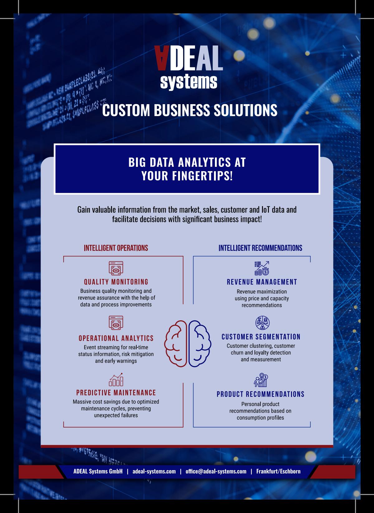 Data Analytics as a Service