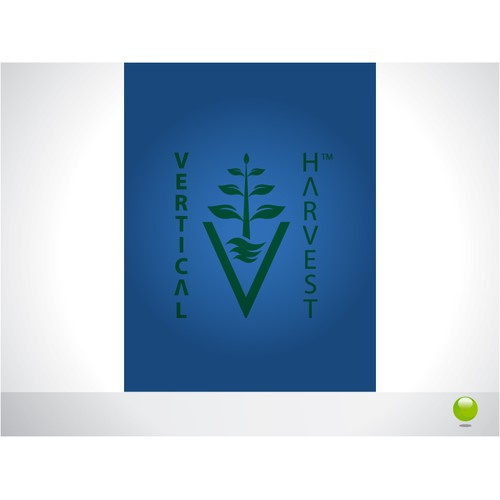 SIMPLE LOGO - Hydroponic Fresh Veggies Agriculture Company