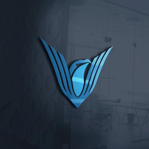 Logo concept for political company