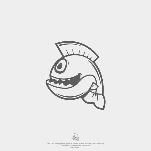 Smirking Piranha