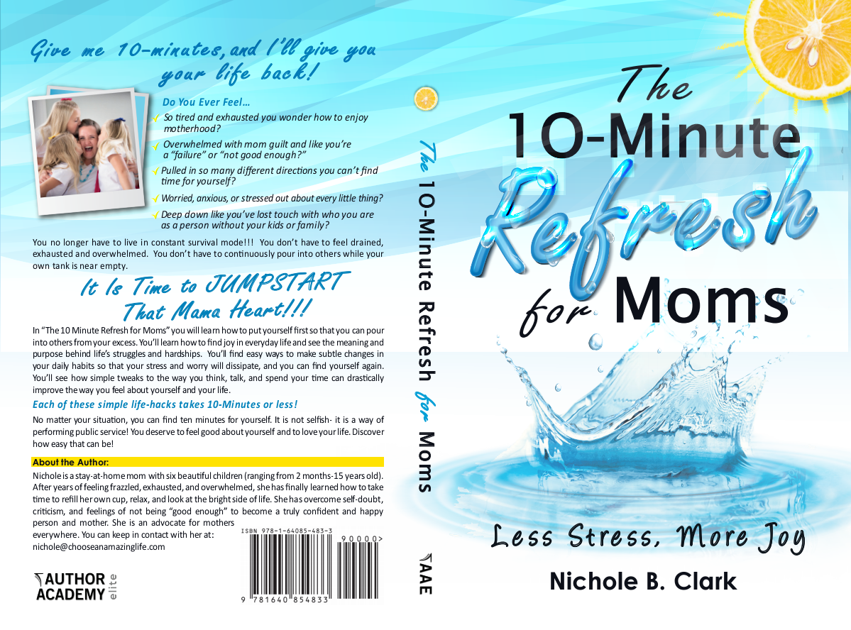 The 10-Minute Refresh for Moms