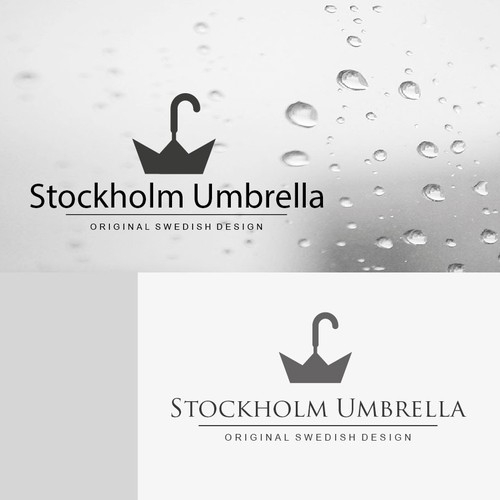 Swedish umbrella design