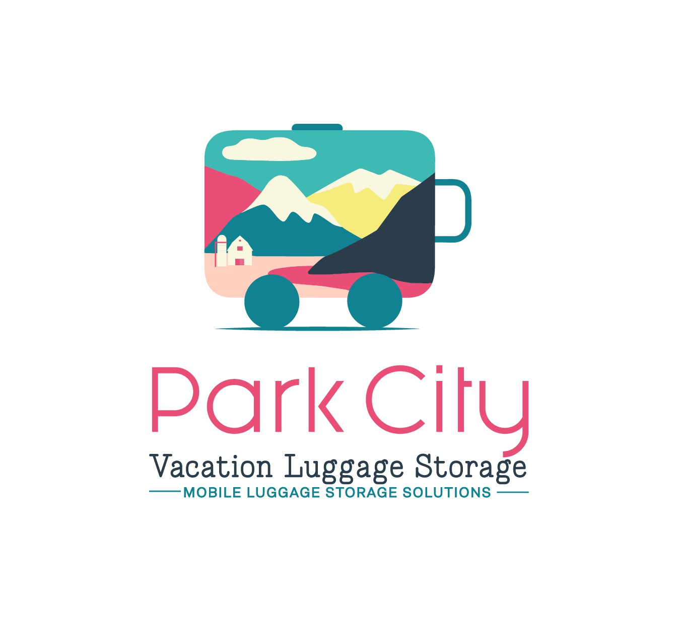Stand out graphic logo for our Park City Start Up