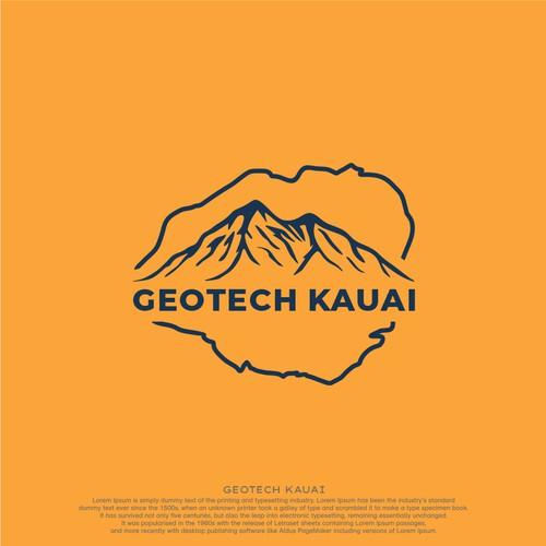 GEOTECH KAUAI LOGO