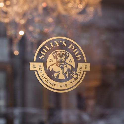 Logo for Sully's Pub